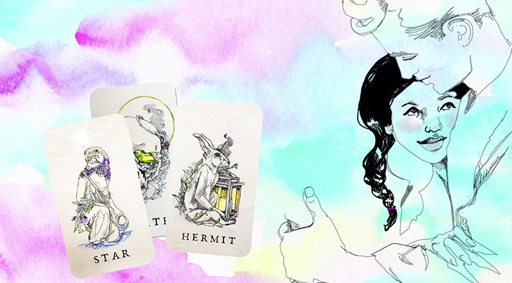Tarot du grand amour