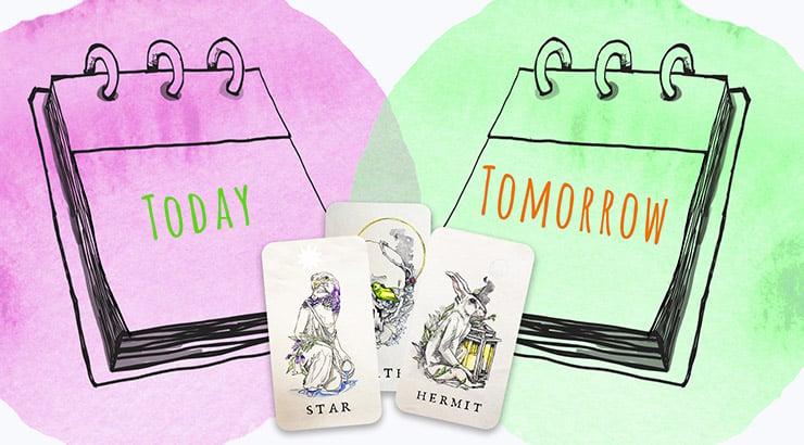 Today/Tomorrow Tarot Reading | Horoscope com