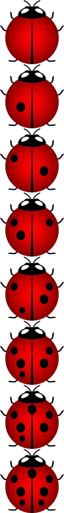 lucky lady bug by horoscope com get free divination games just for fun