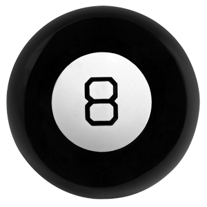 Magic 8 ball by get free divination games just for fun - 8 ball pictures ...