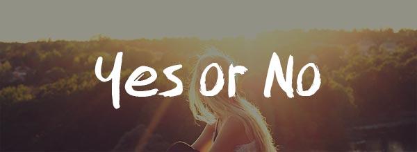 Yes / No Tarot | Horoscope com