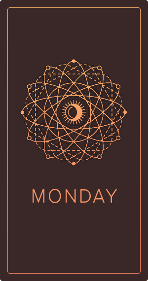 tarot card for monday