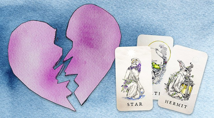 Breakup Tarot