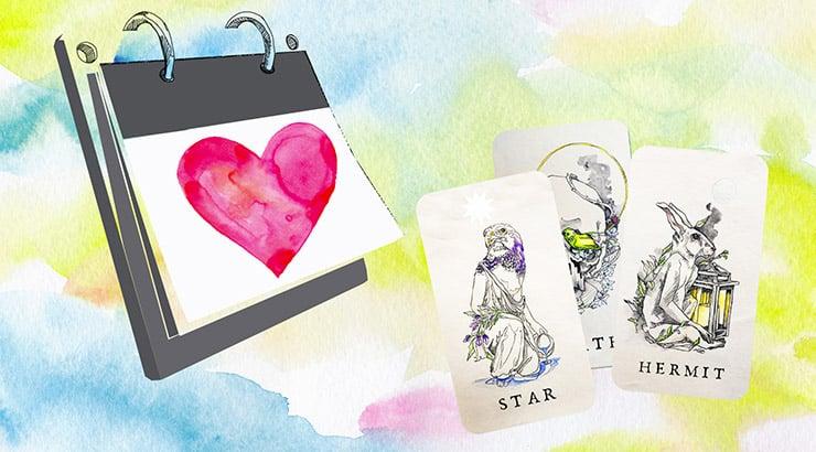 Daily Love Tarot Reading | Horoscope com