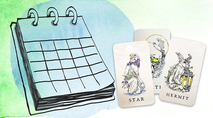 Monthly Tarot