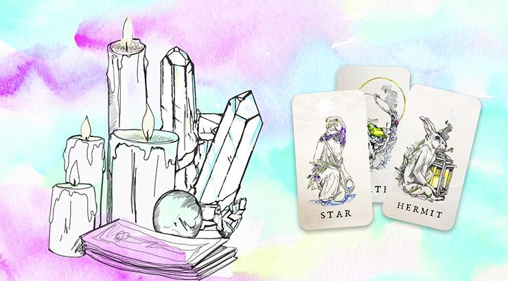 White Magic Tarot Reading   Horoscope com