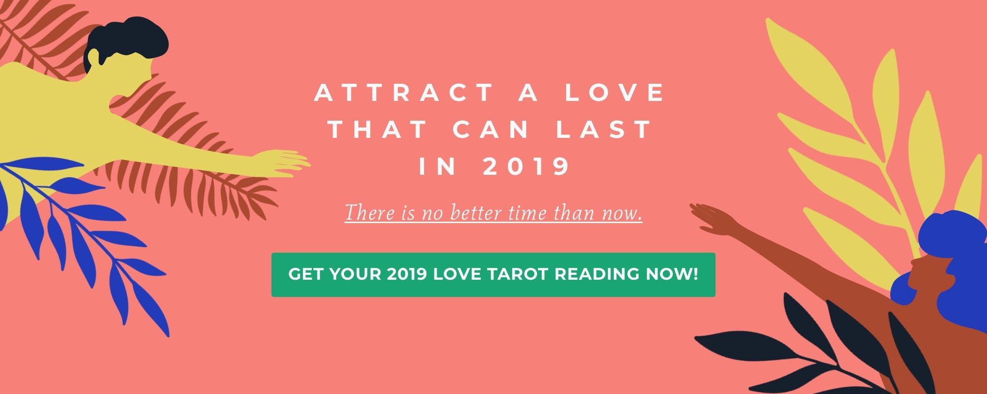 Get your 2019 love tarot