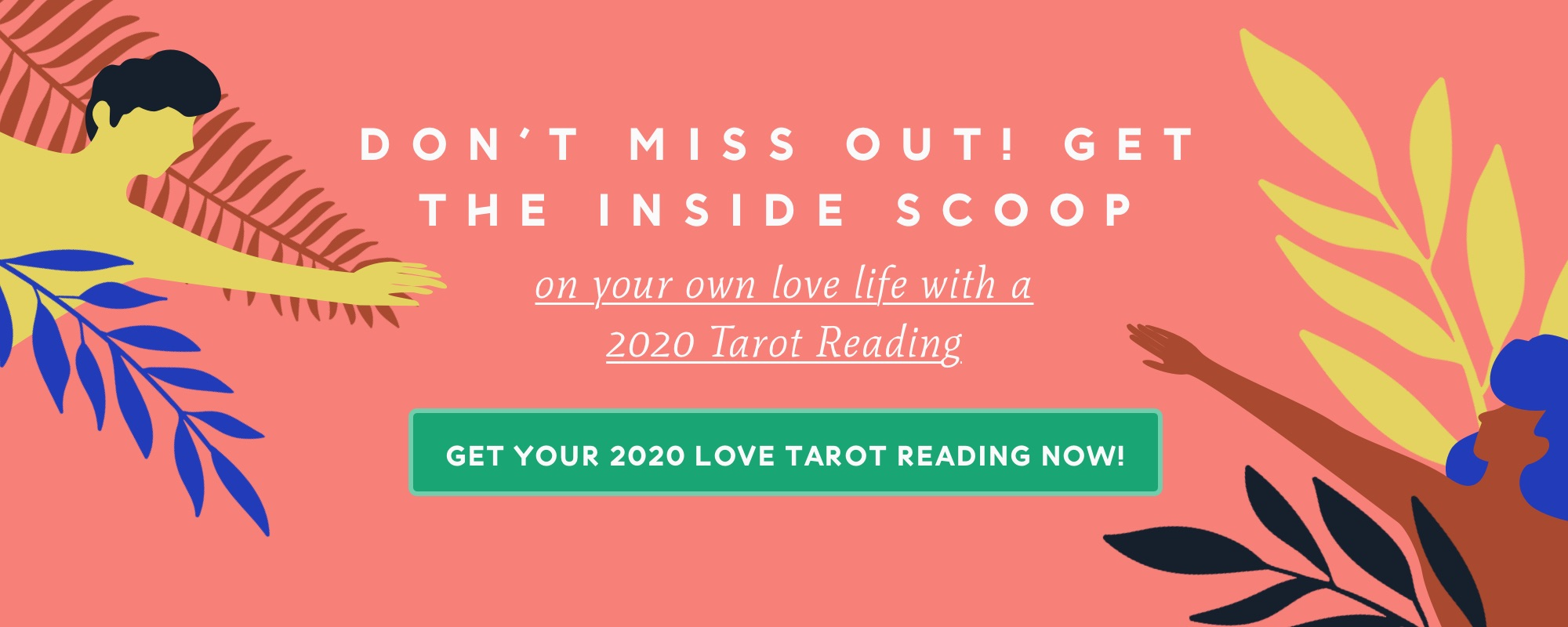 Get your 2020 love tarot