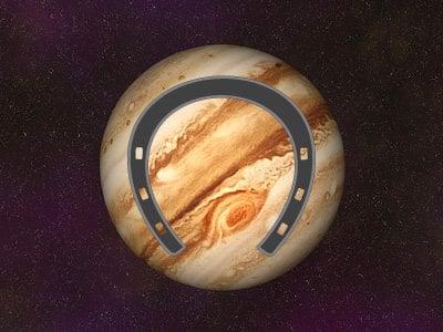 Jupiter/Uranus conjunction luck