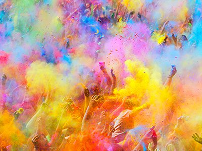 Your Mood Color for Holi – Festival of Colors
