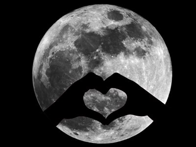 How the Full Moon in Capricorn Can Help You Find the One