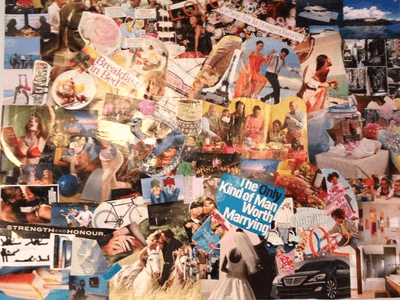 Make THIS Vision Board To Find Your Soulmate