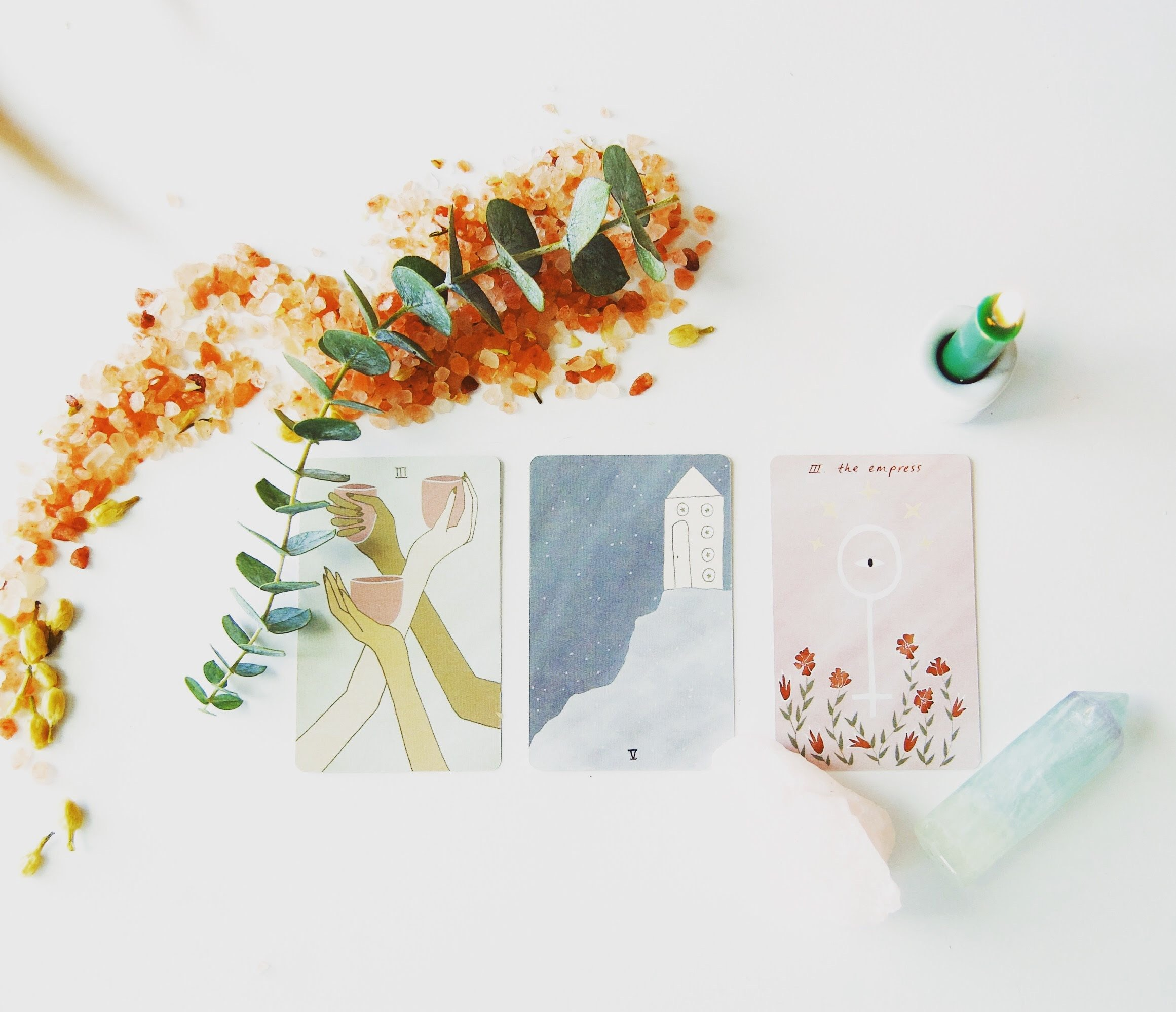 Why You Need Tarot To Help Get Rid of Emotional Baggage