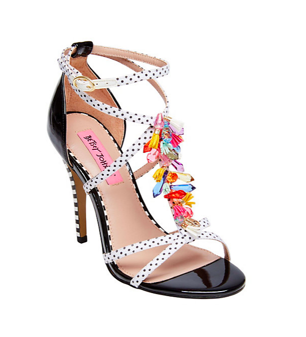 colorful heels sign summer trend