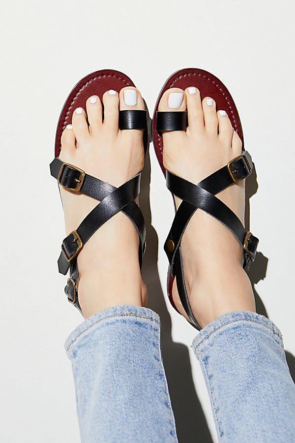 vegan summer sandal