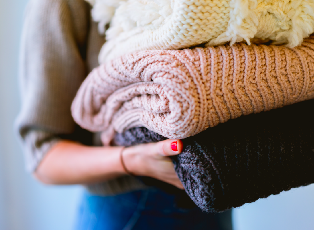 Marie Kondo Your Clutter with the Help of February's Snow Moon