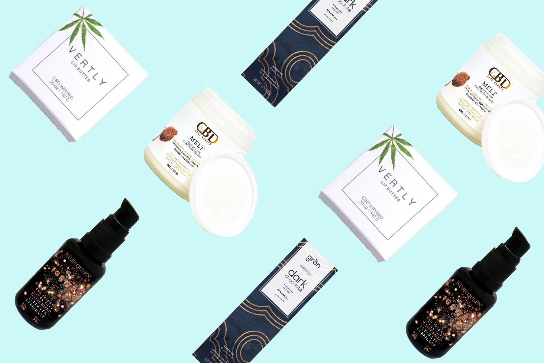 The Best CBD Products for Your Sign