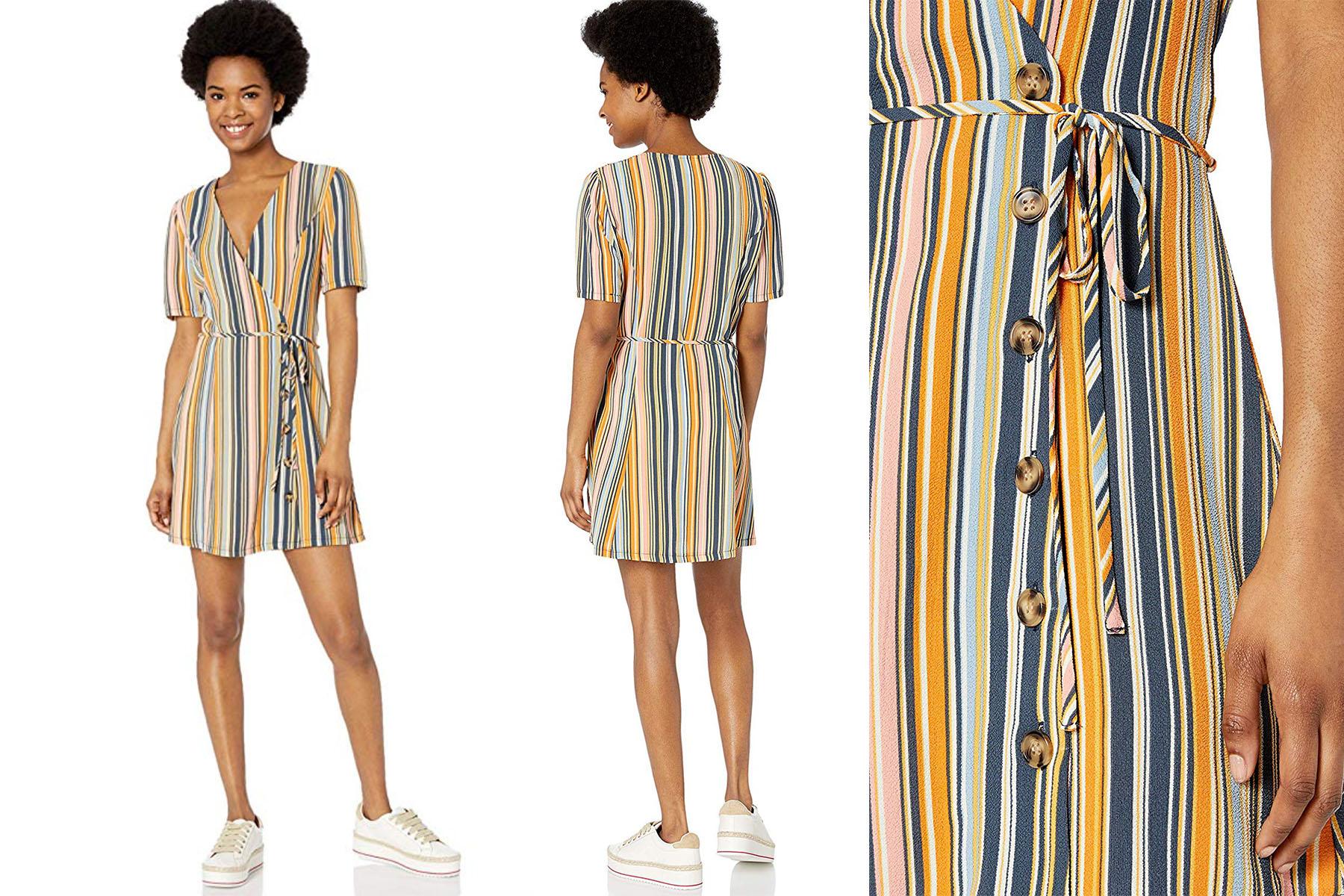 speechless womens short dress