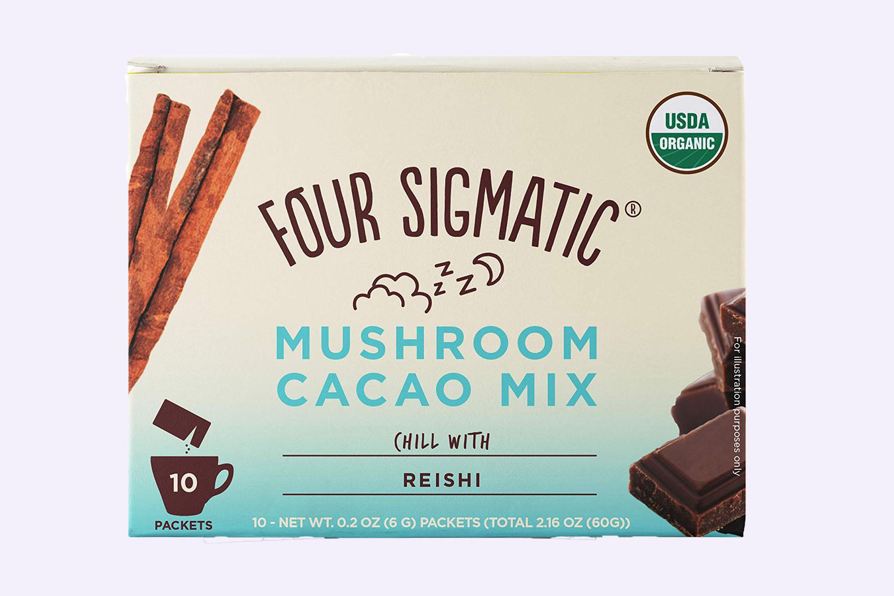 mushroom mix four stigmatic