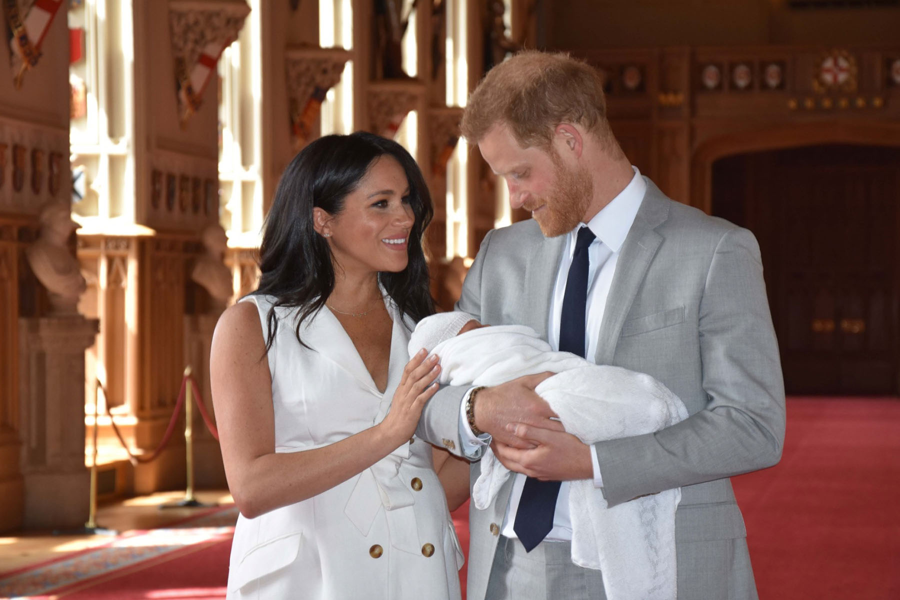 Baby Sussex Has Arrived: Here Are the Secrets of His Astrological Chart
