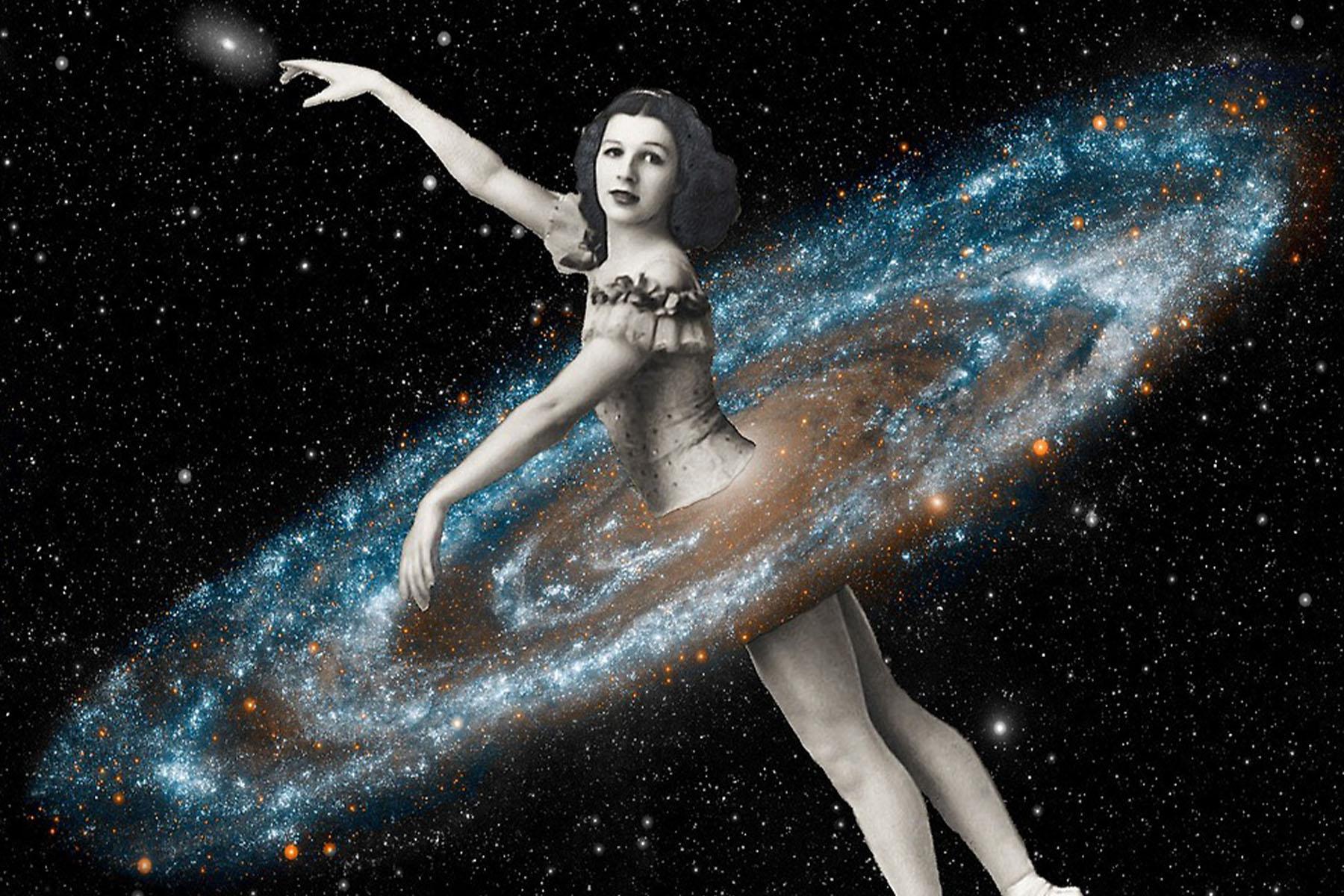 cosmic ballerina
