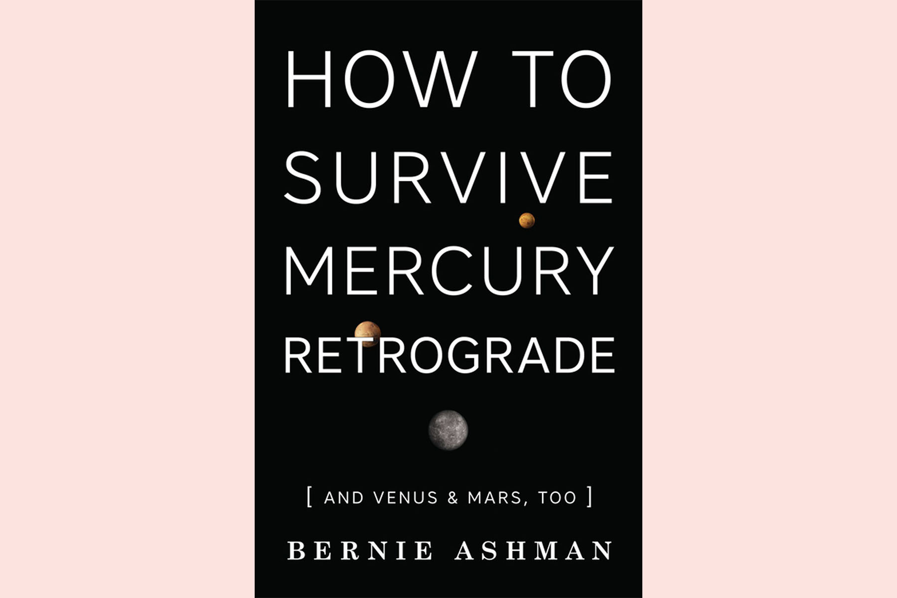 how to survive mercury retrograde book