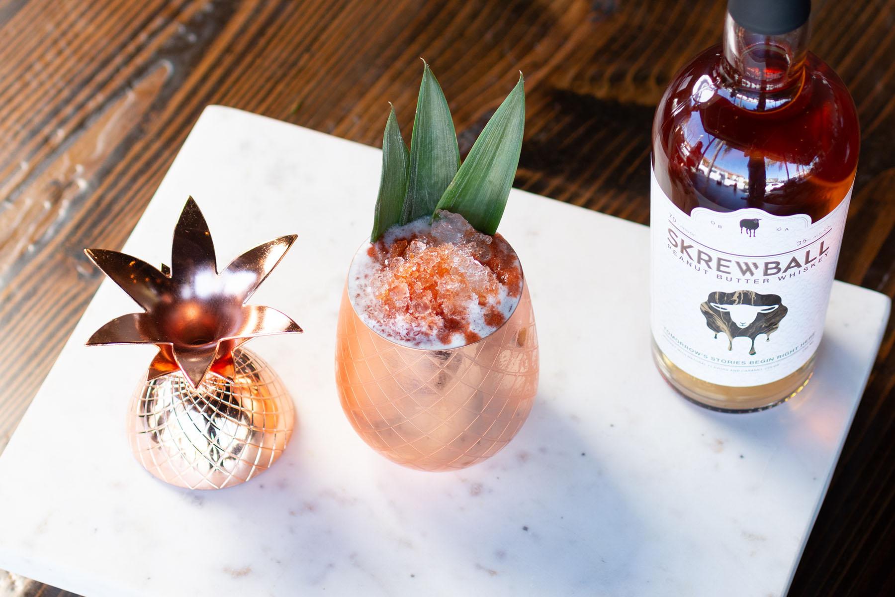 screwball cocktail