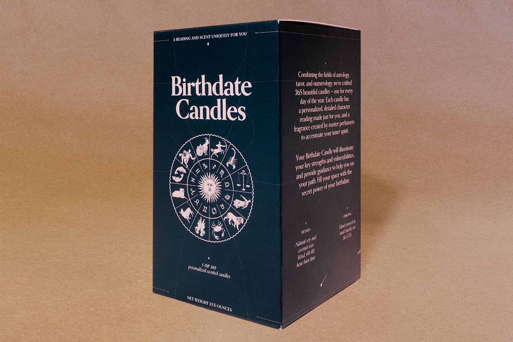 birthdate candles