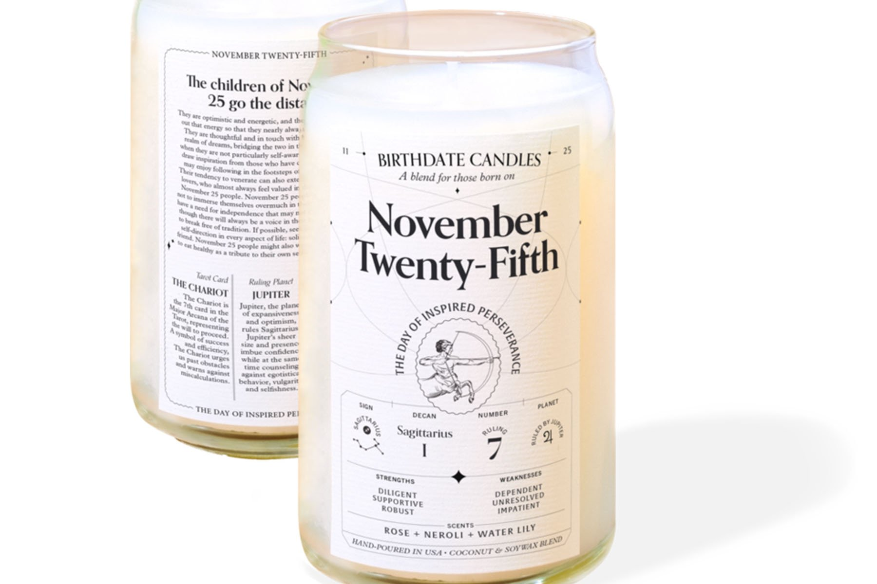 These Personalized Birthdate Candles Will Blow Your Mind