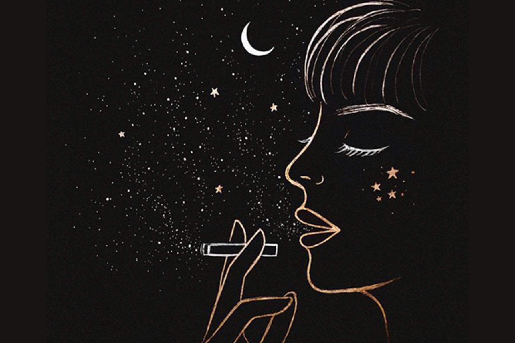 smoking stardust