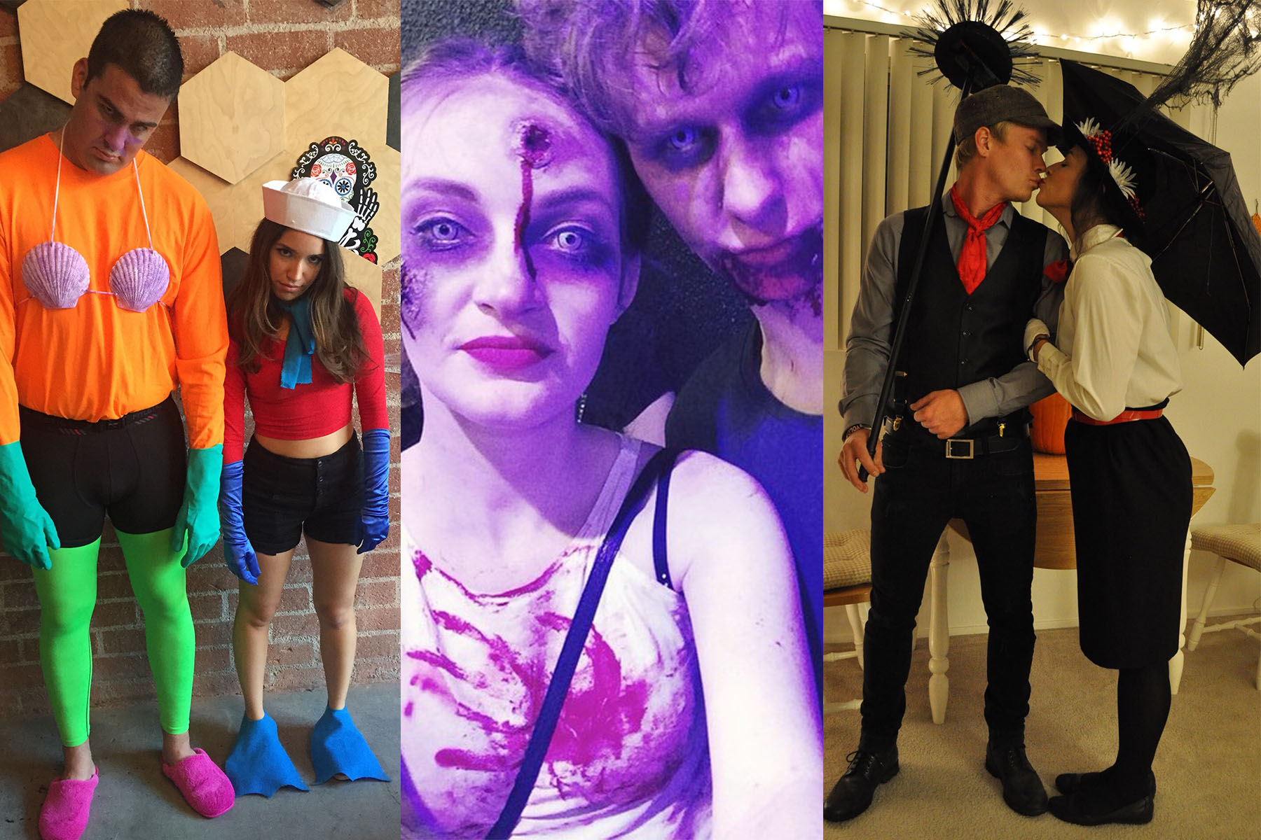 Couples Halloween Costume Ideas for Every Element Pairing
