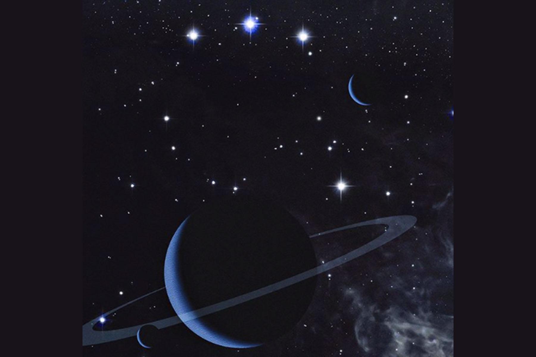 saturn galaxy