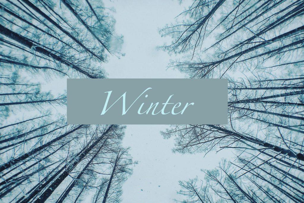 winter astrology dates 2021