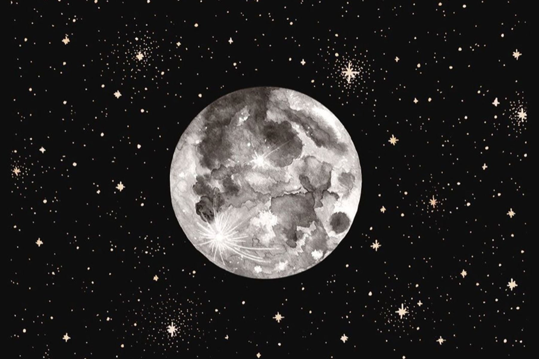 What Is the Full Moon in May 2018 and When Is It?